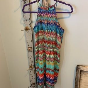 The dye dress, size small